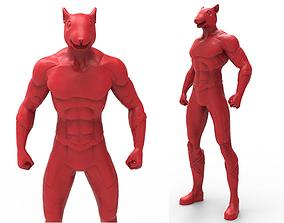 mouse Animal Hero Of Rat 3D print model