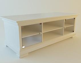 Credenza Cabinet 3D
