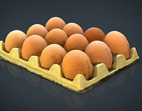 3D model A Dozen Eggs