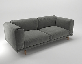 mutto rest sofa 3D model