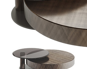 CATTELAN ARENA 2021 COFFEE TABLE 3D asset