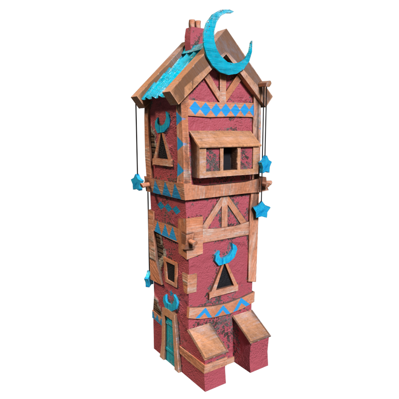 house Lowpoly_v2