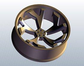 Golden Rim 3D model