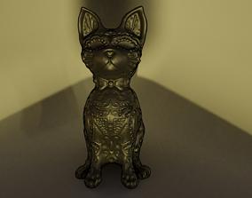 nature 3D printable model cat alebrije
