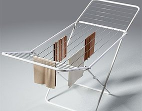 3D Laundry Drying Rack