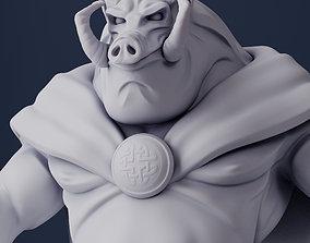 Aerosmith The Boar 3D Print Model creature