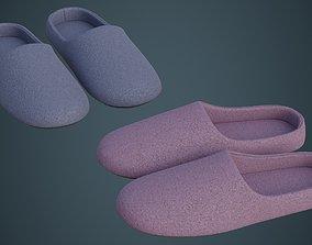 3D asset Slipper 1A