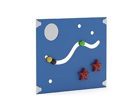 Lappset Sea Play Panel 3D