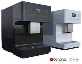 Miele coffee machine 3D model