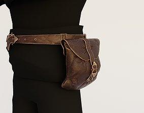 3D Belt and bag