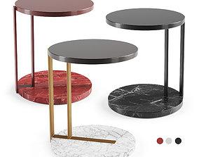3D model Meridiani Ralf ring table