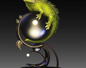 art interior Dragon 3D print model