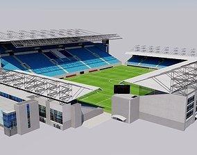 Arena Khimki - Moscow 3D asset