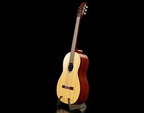 Guitar Classic 3D model