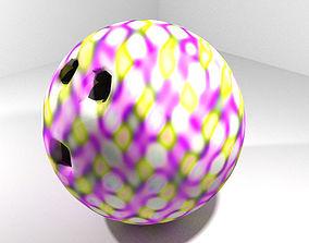 3D Sport Ball - Bowling