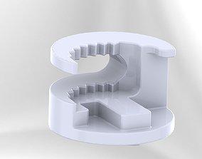 3D printable model Broken Fitting Part