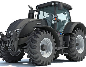 3D Valtra Tractor S4 Series