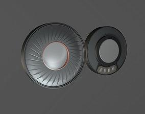 Speaker unit heavy Bass driver 30mm 3D