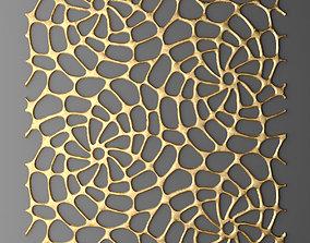 Panel lattice grille 3D 32