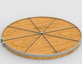 3D model Pizza Slicer