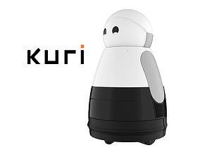 3D model Kuri Robot