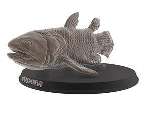 Coelacanth printable