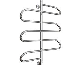 warm 3D model towel rail
