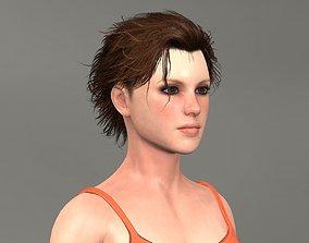 Sonia 3D asset