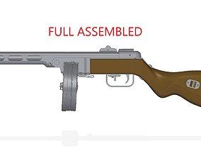 3D PPSh-41