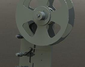 3D Guide wheel of laminated machine module