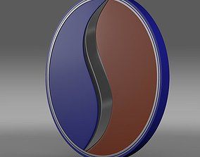 3D model Studebaker Logo