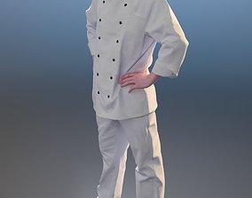 Thomas 10129 - Standing Butcher 3D asset