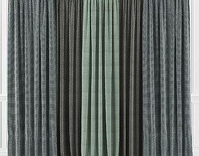 Curtain Set 57C 3D