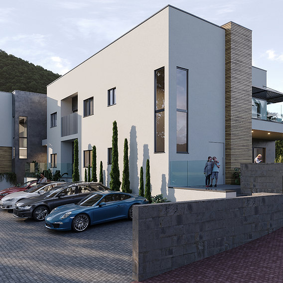 House visualization in Israel
