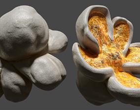 Popcorn 3D asset realtime