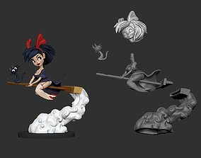 3D print model Witch Pinup