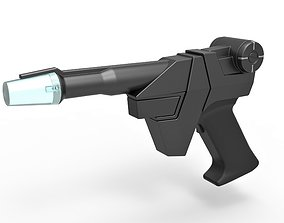 3D print model Earth Defense Blaster from Buck Rogers in 2