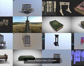3D Medieval Torture Pack