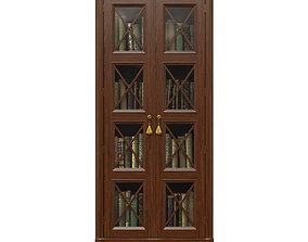 Classic cabinet 05 03 3D