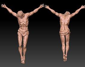 Jesus Christ pendant 3D print model