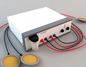 3D model Lab Equipment 4