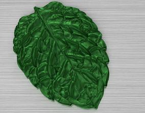 3D print model Green Leaf 2