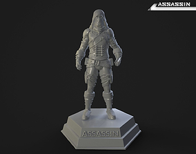 cloak Assassin print model