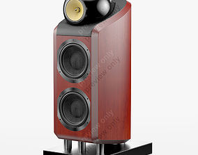 3D model Bowers and Wilkins 800 D2 Rosenut