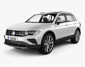 Volkswagen Tiguan eHybrid 2020 3D