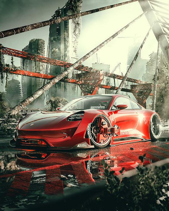 Porsche 99e concept