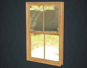 3D model Window 1A