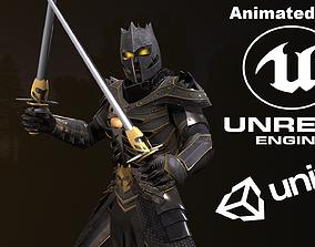 Knight of pain 3D asset