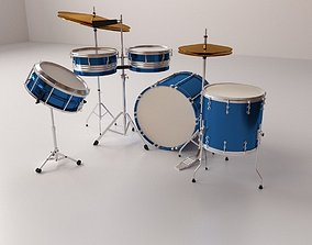 sound Drum Kit 3D