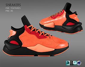 3D model sneakers o